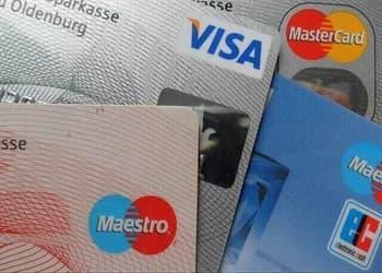 כרטיסים עבור הלוואות מבנקים
